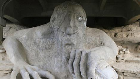 Fremont Troll, Washington