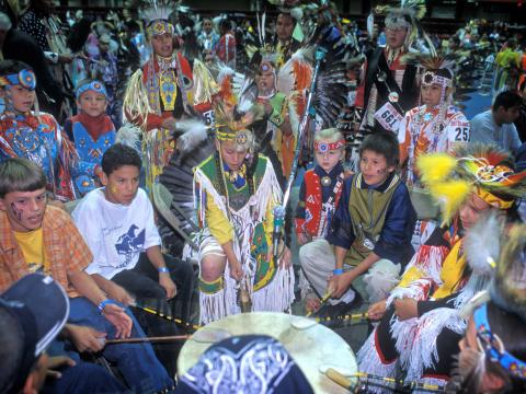 Celebrating Great Plains indigenous songs and dances through contests at the Black Hills Powwow