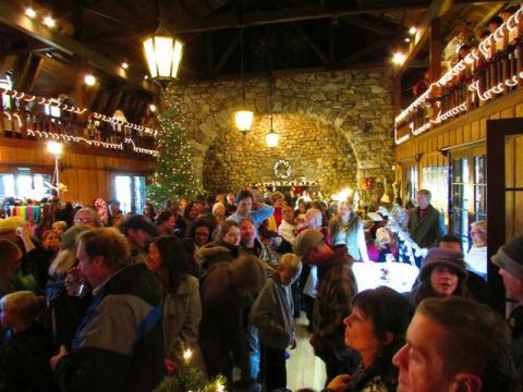 Inside the Annual Valhalla Holiday Faire