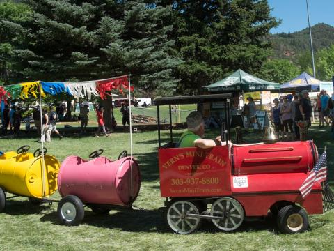Celebraciones de Strawberry Days en Glenwood Springs
