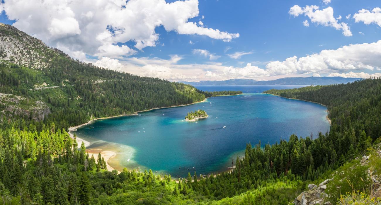 Lago Tahoe Visit The Usa